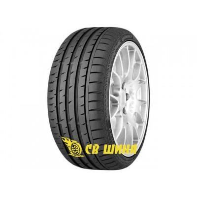Шини Continental ContiSportContact 3 225/50 ZR17 98Y XL AO