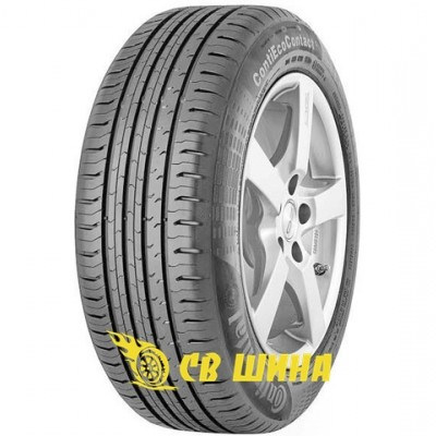 Шини Continental ContiEcoContact 5 195/55 R16 87H