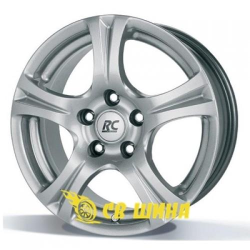 RC Design RC-14 7,5x16 5x112 ET45,5 DIA66,6 (silver)