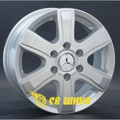 Диски Replay Mercedes (MR92) 6,5x16 6x130 ET62 DIA84,1 (silver)