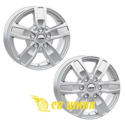 Диски Autec Quantro 6x15 5x130 ET60 DIA84,1 (brilliant silver)