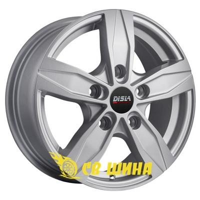 Диски Disla Vanline 5 6,5x15 5x130 ET60 DIA84,1 (silver)