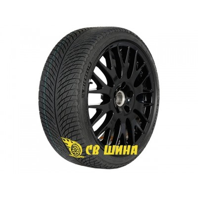 Шини Michelin Pilot Alpin 5 235/55 R17 103H XL