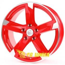 Rondell 01RZ 8x18 5x112 ET35 DIA70,4 (red)