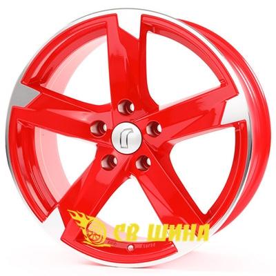 Диски Rondell 01RZ 8x18 5x112 ET35 DIA70,4 (red)