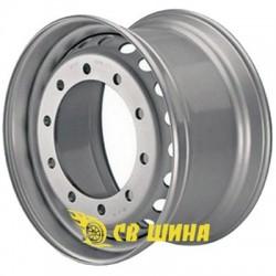 Steel Sudrad 6x16 6x205 ET132 DIA161 (silver)