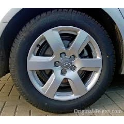 Диски Audi OEM 4G0601025L 7,5x17 5x112 ET37 DIA66,6 (silver) Б/У