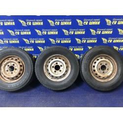 Steel Noname 6x15 5x130 ET75 DIA84,1 (silver) Б/У