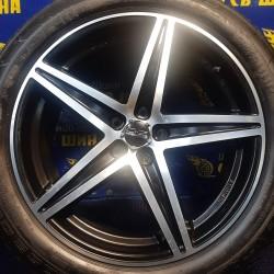 OZ Racing Energy 8x19 5x112 ET35 DIA66,6 (BKF) Б/У