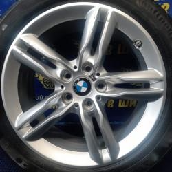 BMW OEM 7848601 7,5x17 5x112 ET54 DIA66,6 (silver) Б/У