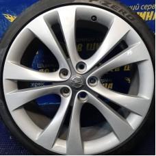 Opel OEM 13258242 8,5x20 5x120 ET45 DIA (silver) Б/У