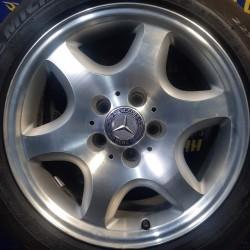 Mercedes OEM A1704011102 7x16 5x112 ET37 DIA66,6 (SF) Б/У