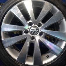 Volkswagen OEM 5K0601025Q 7x17 5x112 ET54 DIA57,1 (SF) Б/У