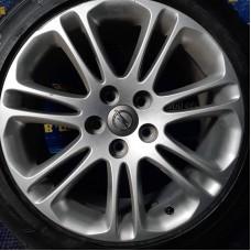 Opel OEM 13239885 8x18 5x120 ET42 DIA67,1 (silver) Б/У