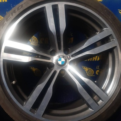 Диски BMW OEM 7850581 8,5x20 5x112 ET25 DIA66,6 (BKF) Б/У