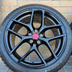 Borbet Y 9x19 5x114,3 ET45 DIA70,1 (black) Б/У