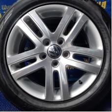 Volkswagen OEM 1K0601025BM 6,5x16 5x112 ET50 DIA57,1 (SF) Б/У