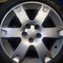 Toyota OEM PZ406T0676ZC 6,5x16 5x100 ET45 DIA54,1 (silver) Б/У