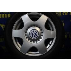 Volkswagen OEM 1C0601025A 6,5x16 5x112 ET42 DIA57,1 (silver) Б/У