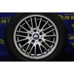 BMW OEM 3401198 7x17 5x120 ET39 DIA72,6 (silver) Б/У