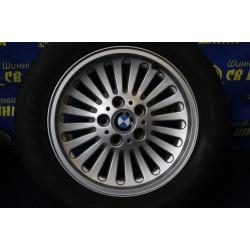 BMW OEM 1092209 7x16 5x120 ET20 DIA74,1 (silver) Б/У