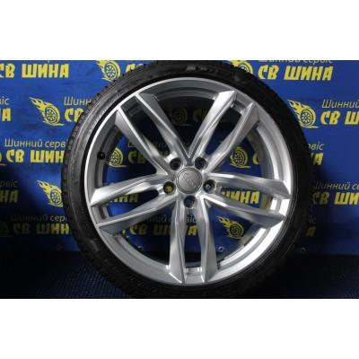 Диски Audi OEM 4G9601025N 8,5x20 5x112 ET43 DIA66,6 (silver) Б/У