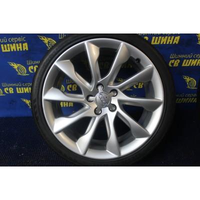 Диски Audi OEM 8T0601025BR 8,5x19 5x112 ET32 DIA66,6 (silver) Б/У