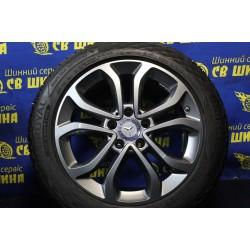 Mercedes OEM A2054010200 7x17 5x112 ET48,5 DIA66,6 (GM) Б/У