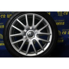 Volkswagen OEM 1K0601025AN 7x17 5x112 ET54 DIA57,1 (silver) Б/У
