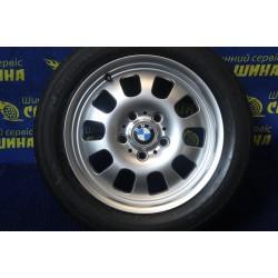 BMW OEM 1094502 7x16 5x120 ET41 DIA72,6 (silver) Б/У