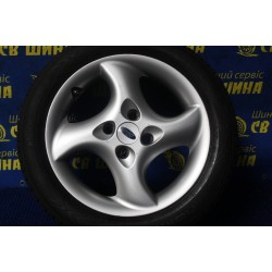 Ford OEM 96SX1007AA 6x16 4x108 ET46 DIA63,4 (silver) Б/У