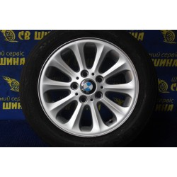 BMW OEM 6775618 6,5x16 5x120 ET42 DIA72,6 (silver) Б/У
