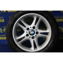 BMW OEM 10950956 7x16 5x120 ET46 DIA72,6 (silver) Б/У