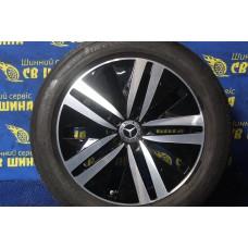 Mercedes OEM A2224013500 8x18 5x112 ET41 DIA66,6 (BKF) Б/У