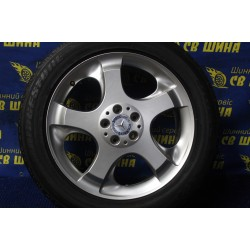 Mercedes OEM A2514011602 8x19 5x112 ET67 DIA66,6 (silver) Б/У