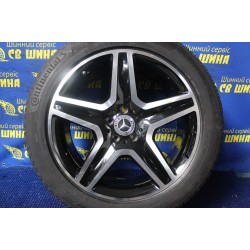 Mercedes OEM A1664012002 9x20 5x112 ET57 DIA66,6 (BKF) Б/У