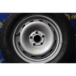 Steel Noname 6x16 5x114,3 ET50 DIA66,1 (silver) Б/У