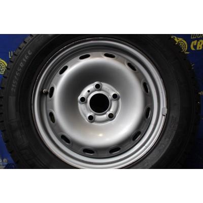 Диски Steel Noname 6x16 5x114,3 ET50 DIA66,1 (silver) Б/У
