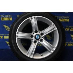 BMW OEM HL46561 7,5x17 5x120 ET37 DIA72,6 (silver) Б/У