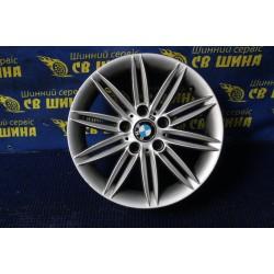 BMW OEM 8036937 7x17 5x120 ET47 DIA72,6 (silver) Б/У