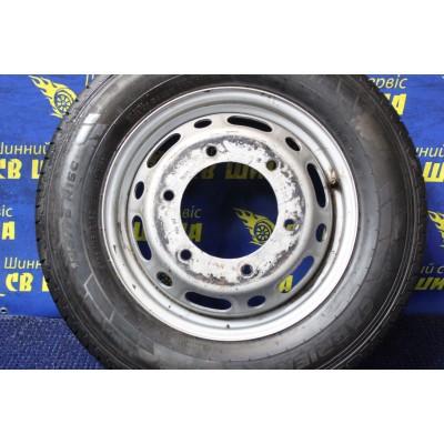 Диски Steel Noname 5,5x16 6x205 ET117 DIA164 (silver) Б/У