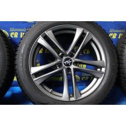 TEC-Speedwheels AS4 8x19 5x114,3 ET40 DIA72,6 (GMF) Б/У