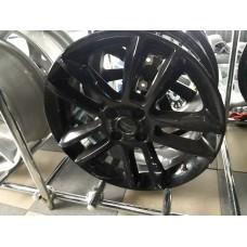 Opel OEM 9272760 7x17 4x100 ET44 DIA56,6 (black) Б/У