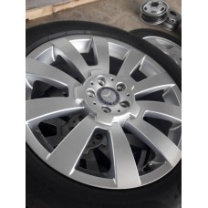 Mercedes OEM A2044012102 8,5x19 5x112 ET52 DIA66,6 (silver) Б/У